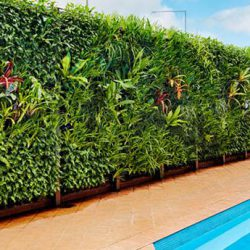 artificial hedging fence